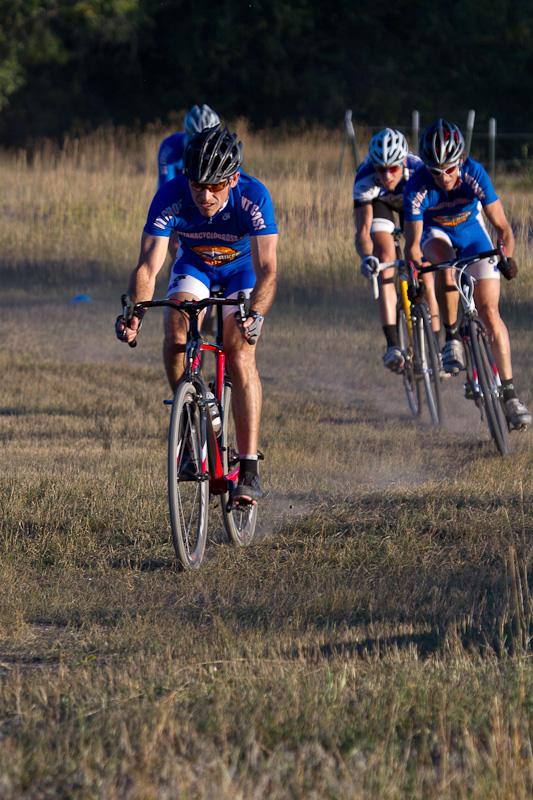 Cyclocross at Fort Missoula