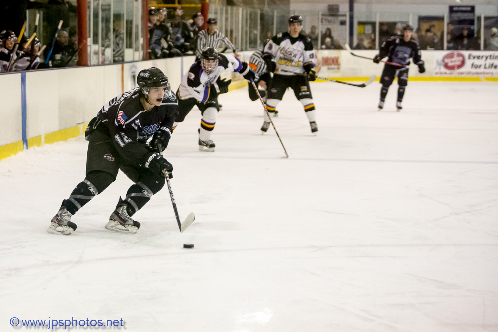 Missoula Maulers vs. Gillette Wild