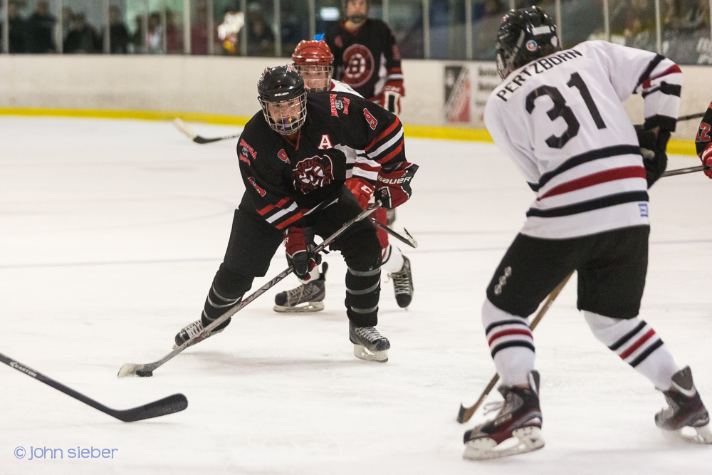 Missoula Bruins vs. Bozeman Icedogs