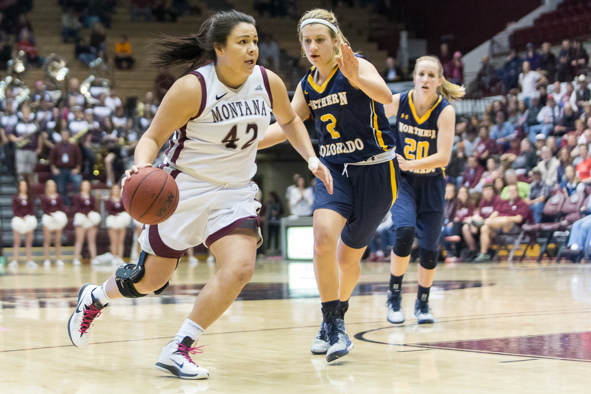 Montana Lady Griz vs. Northern Colorado Bears